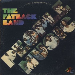 Fatback Band / People Music front