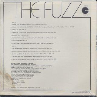 Fuzz / S.T. back