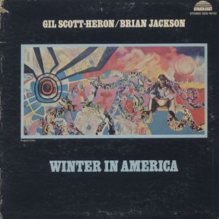 Gil Scott-Heron/Brian Jackson / Winter In America front