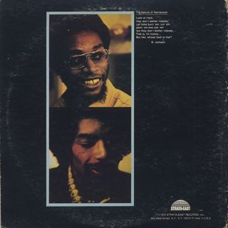 Gil Scott-Heron/Brian Jackson / Winter In America back