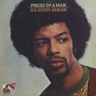 Gil Scott Heron / Pieces Of A Man front