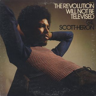 Gil Scott-Heron / The Revolution Will Not Be Televised front