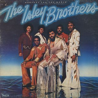 Isley Brothers / Harvest For The World front