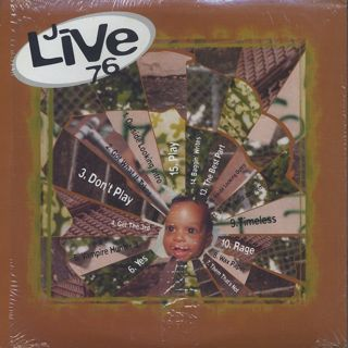 J-Live / The Best Part back