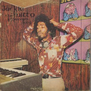Jackie Mitto / The Keyboard King front