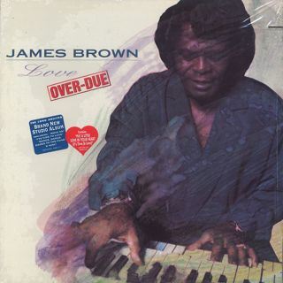 James Brown / Love Over-Due front