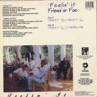 Jay-Z / Feelin' It back