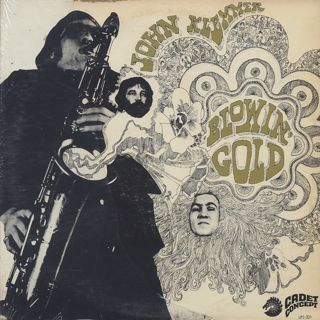 John Klemmer / Blowin' Gold