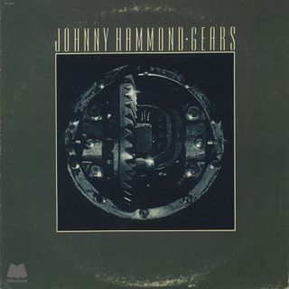 Johnny Hammond / Gears front