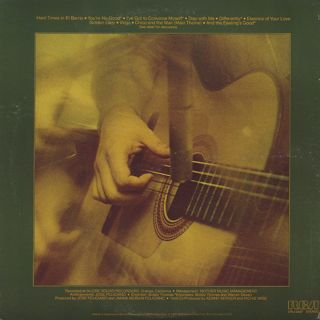 Jose Feliciano / And The Feeling's Good back
