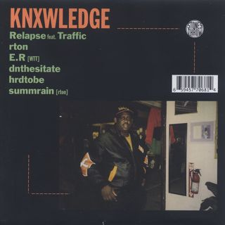 Knxwledge / Gladwemet back