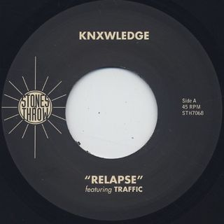 Knxwledge / Gladwemet label
