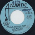 Les McCann / What's Going On Part 1 c/w Part 2