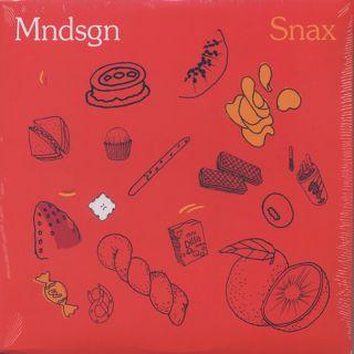 Mndsgn / Snax