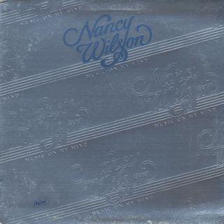 Nancy Wilson / Music On My Mind