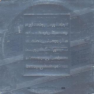 Nancy Wilson / Music On My Mind back