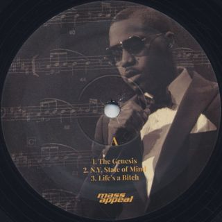 Nas / Illmatic Live From The Kennedy Center with The National Symphony Orchestra label