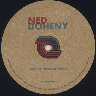 Ned Doheny / Think Like A Lover (Mudd's Extended Versions) label