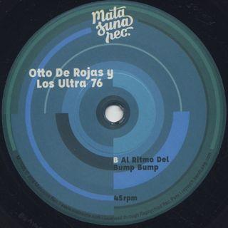 Otto De Rojas Y Los Ultra 76 / Choca Las Caderas back