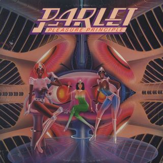 Parlet / Pleasure Principle front