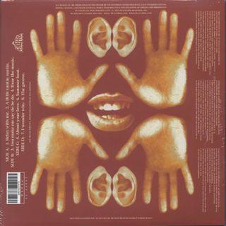 Paul Johnson / Feel The Music (2LP) back
