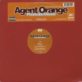 Pharoahe Monch / Agent Orange