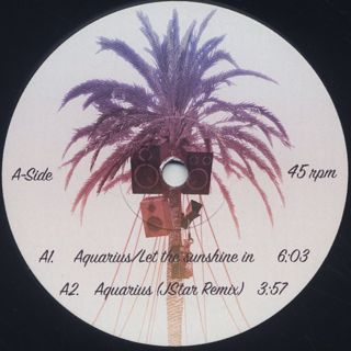 Philippe Cohen Solal feat. Horace Andy / Aquarius/Let The Sunshine In label