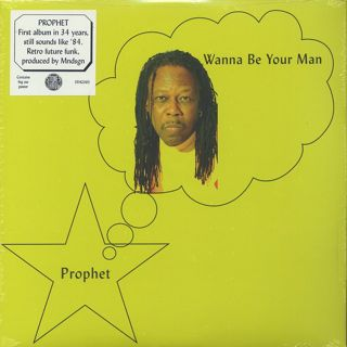 Prophet / Wanna Be Your Man