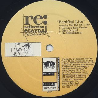 Reflection Eternal / Fortified Live label