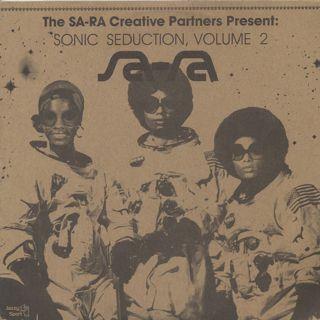 Sa-Ra Ctreative Partners / Sonic Seduction, Volume 2