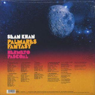 Sean Khan / Palmares Fantasy featuring Hermeto Pascoal back