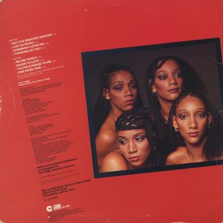 Sister Sledge / We Are Family back