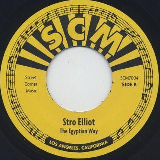 Stro Elliot / Soul II Stro back