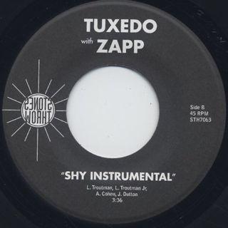 Tuxedo with Zapp / Shy label