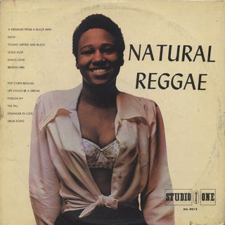 V.A. / Natural Reggae