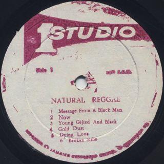 V.A. / Natural Reggae label