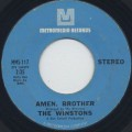 Winstons / Amen, Brother (VG+)