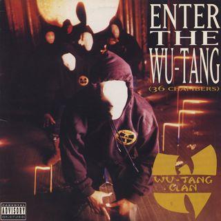 Wu-Tang Clan / Enter The Wu-Tang (36 Chambers)