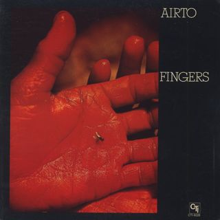 Airto / Fingers front