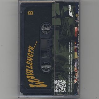 Artman / Wavelength... (Cassette) back