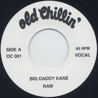 Big Daddy Kane / Raw (7
