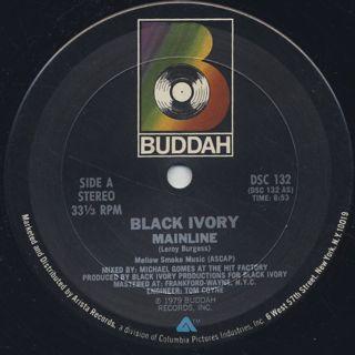 Black Ivory / Mainline(12