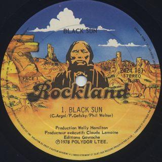 Black Sun / Black Sun label
