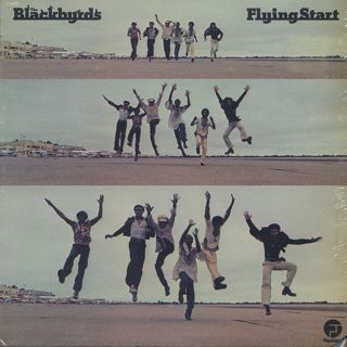 Blackbyrds / Flying Start front