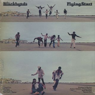 Blackbyrds / Flying Start back