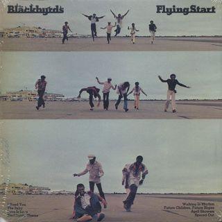 Blackbyrds / Flying Start back