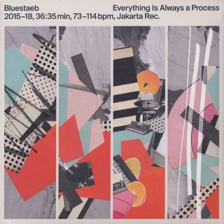 Bluestaeb / Everything Is Always A Process front