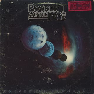 Booker T And The MG's / Universal Language front
