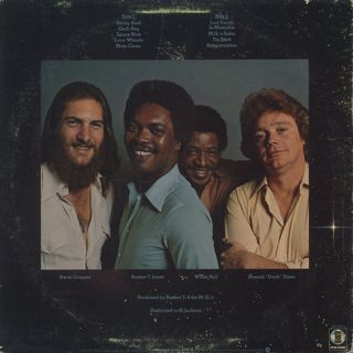 Booker T And The MG's / Universal Language back