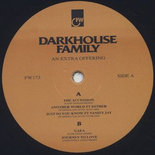Darkhouse Family / An Extra Offering front